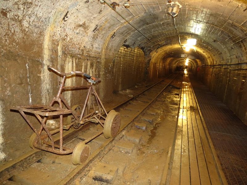 Эстония шахтерская
