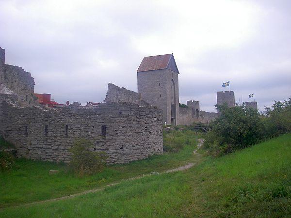 Средневековый Готланд
