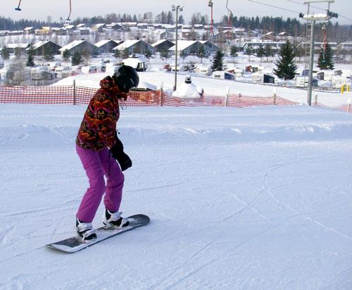 Химос лыжный