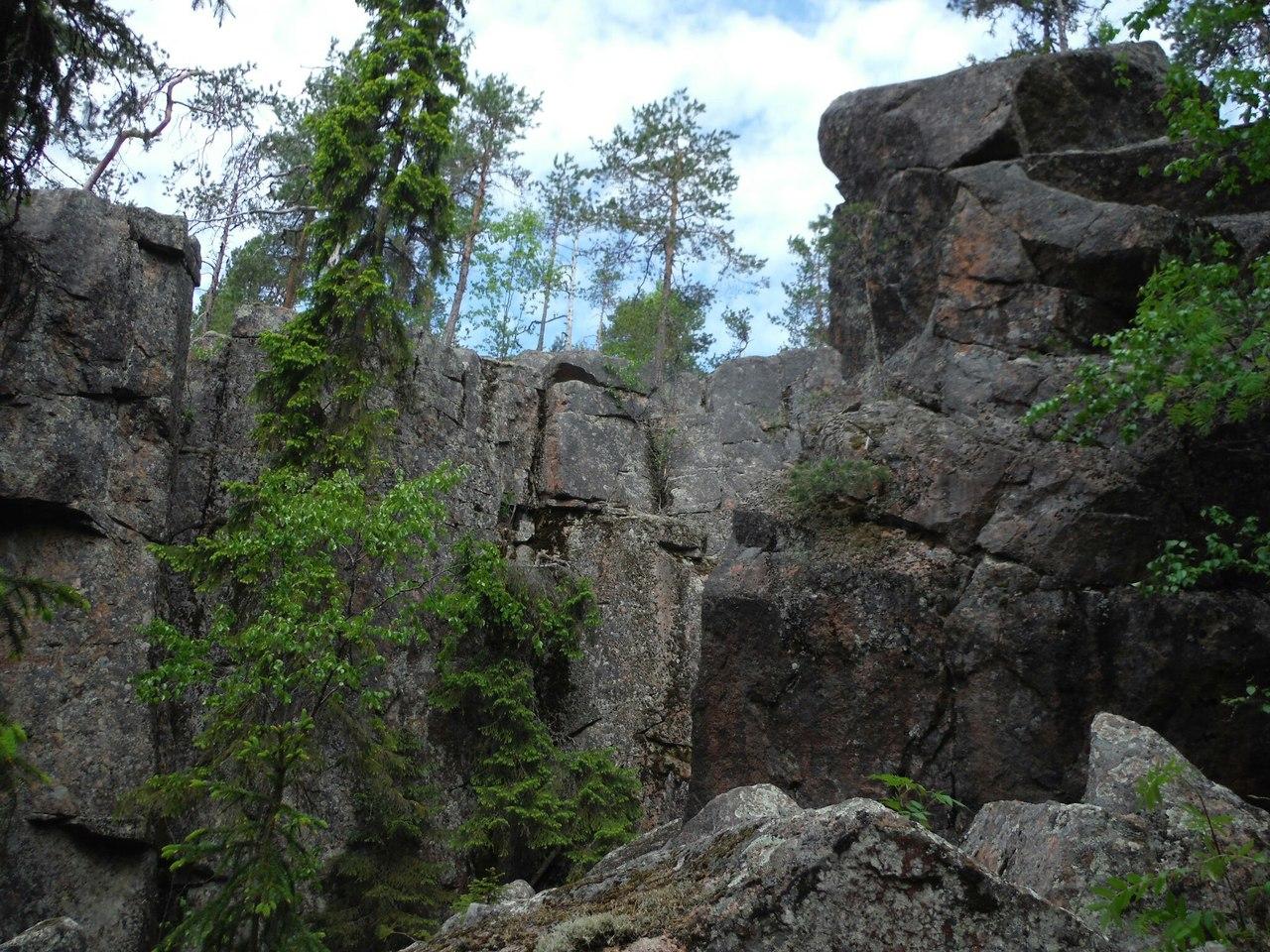 Заповедная Финляндия